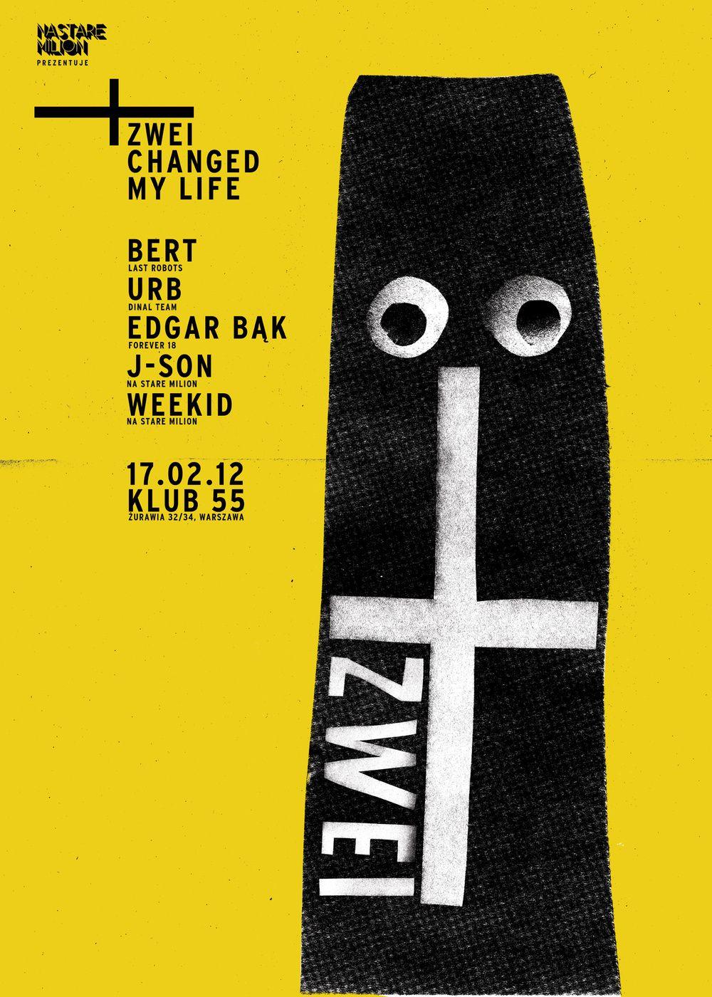 bartosz szymkiewicz - typo/graphic posters