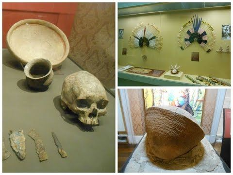 Índios e Diferentes Civilizações - Museu Nacional - Quinta da Boa Vista ...