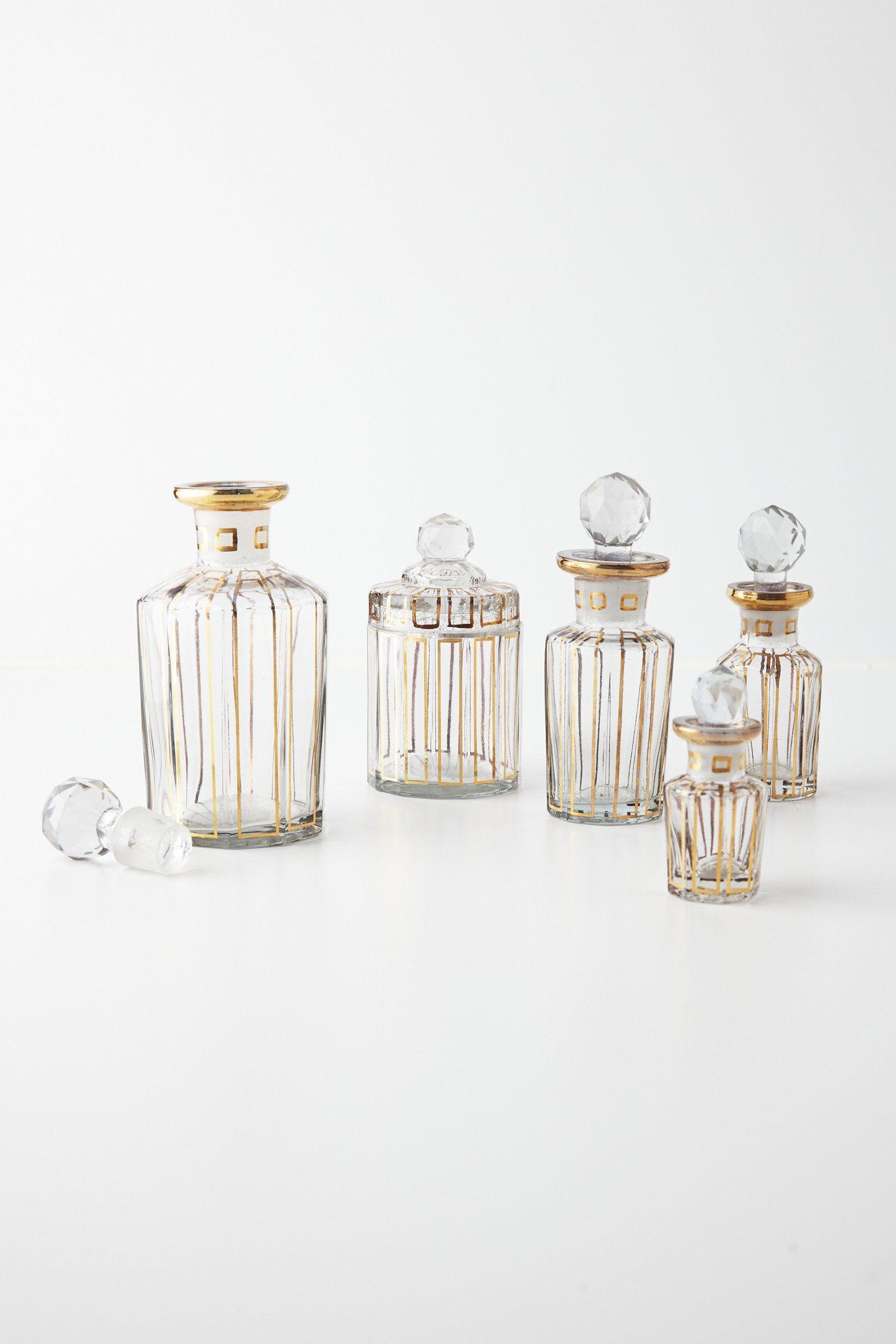 Varens Perfume Jar - anthropologie.com