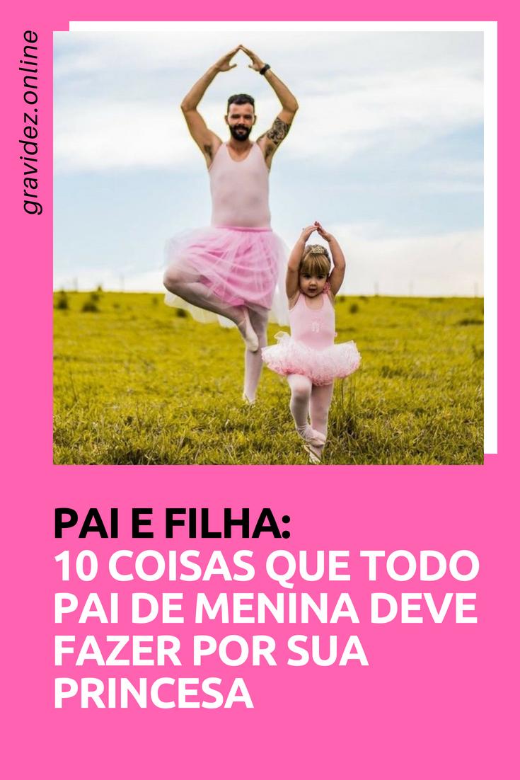 Pai De Menina Pai De Menino Frases Pai E Filho E Fotos