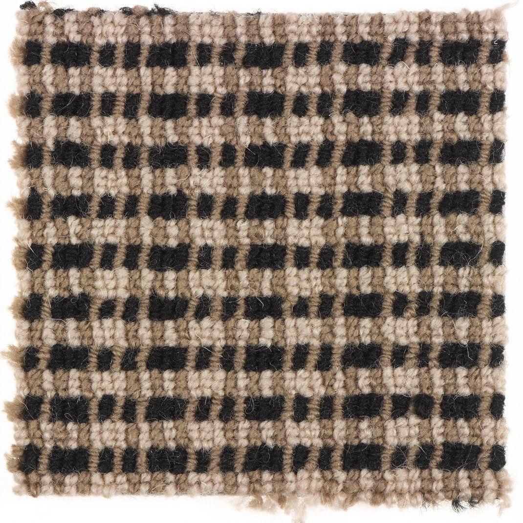 Hardanger Patterned Loop Pile 100 Pure New Zealand Wool