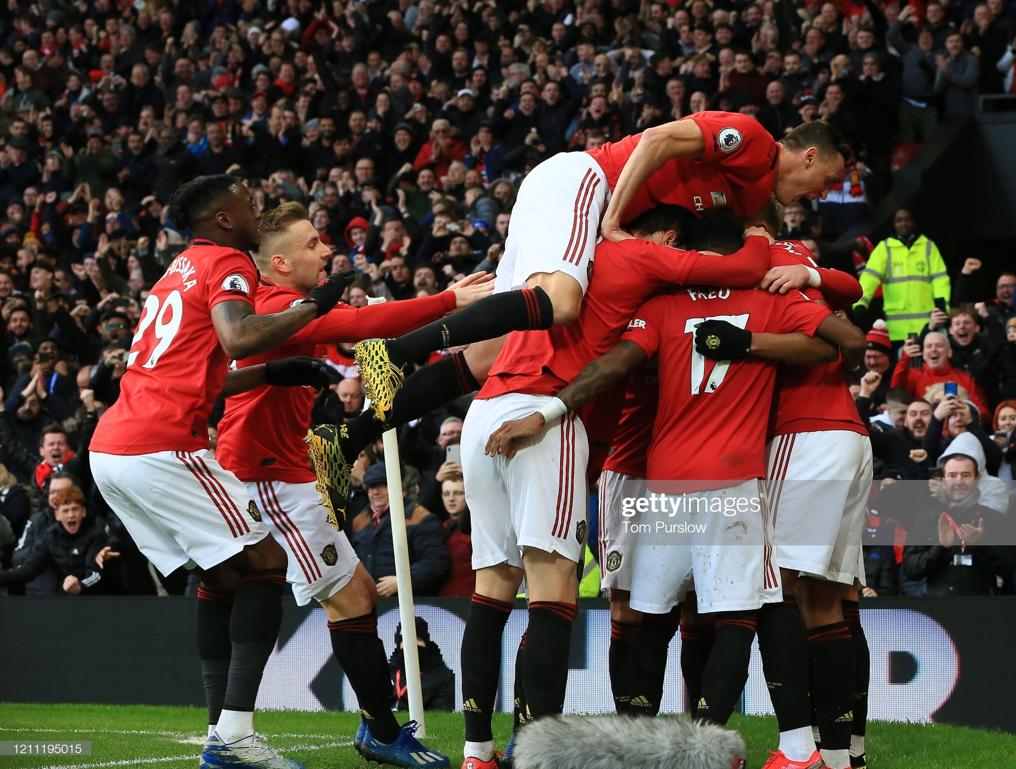 Anthony Martial Of Manchester United Celebrates Scoring Their First In 2020 Manchester United Players Manchester Derby Manchester United