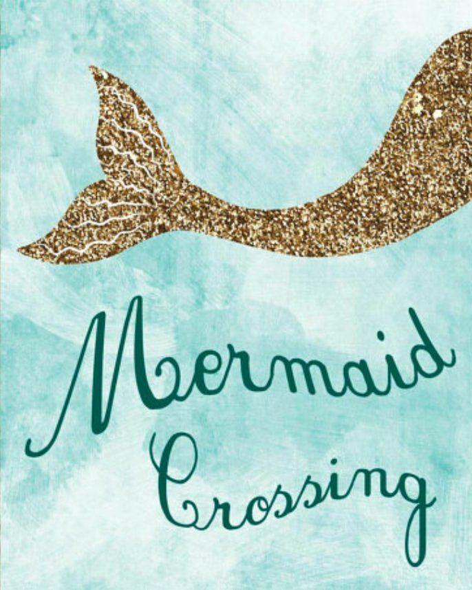 Mermaid Kids Rooms, Mermaid Bathroom Decor, Mermaid Bedroom, Coral Room  Decor, Room