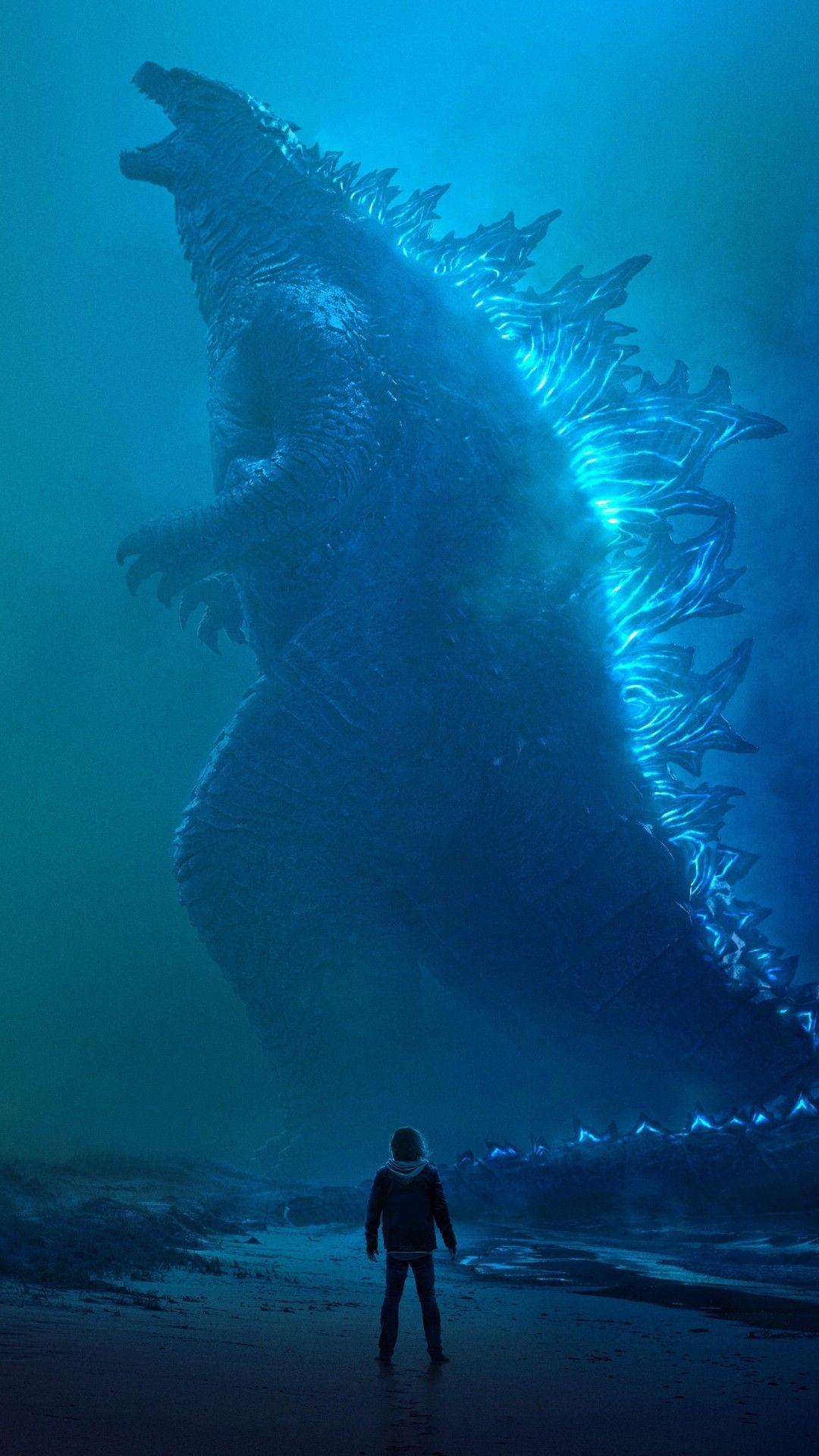 Godzilla King Of The Monsters Poster Godzilla Wallpaper Godzilla Kaiju Monsters