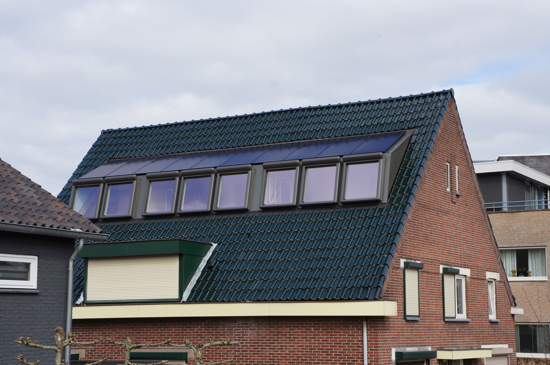 LUXboX dakkapel solar, energie en ruimte in 1 in 2020