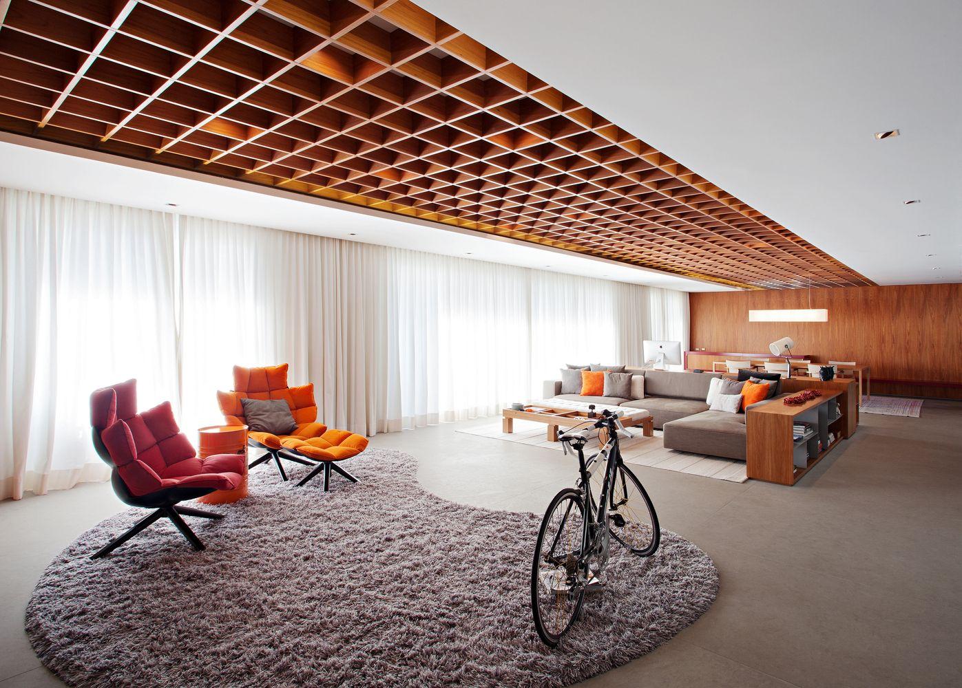 Gallery of Jardim Europa Apartment PerkinsWill