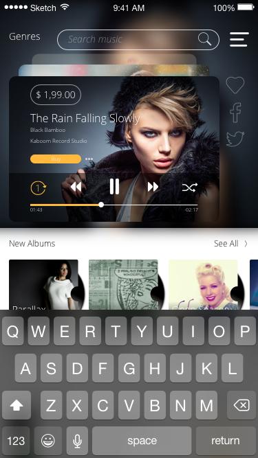 Laras Music Ecosystem app, ios, Laras Music Ecosystem