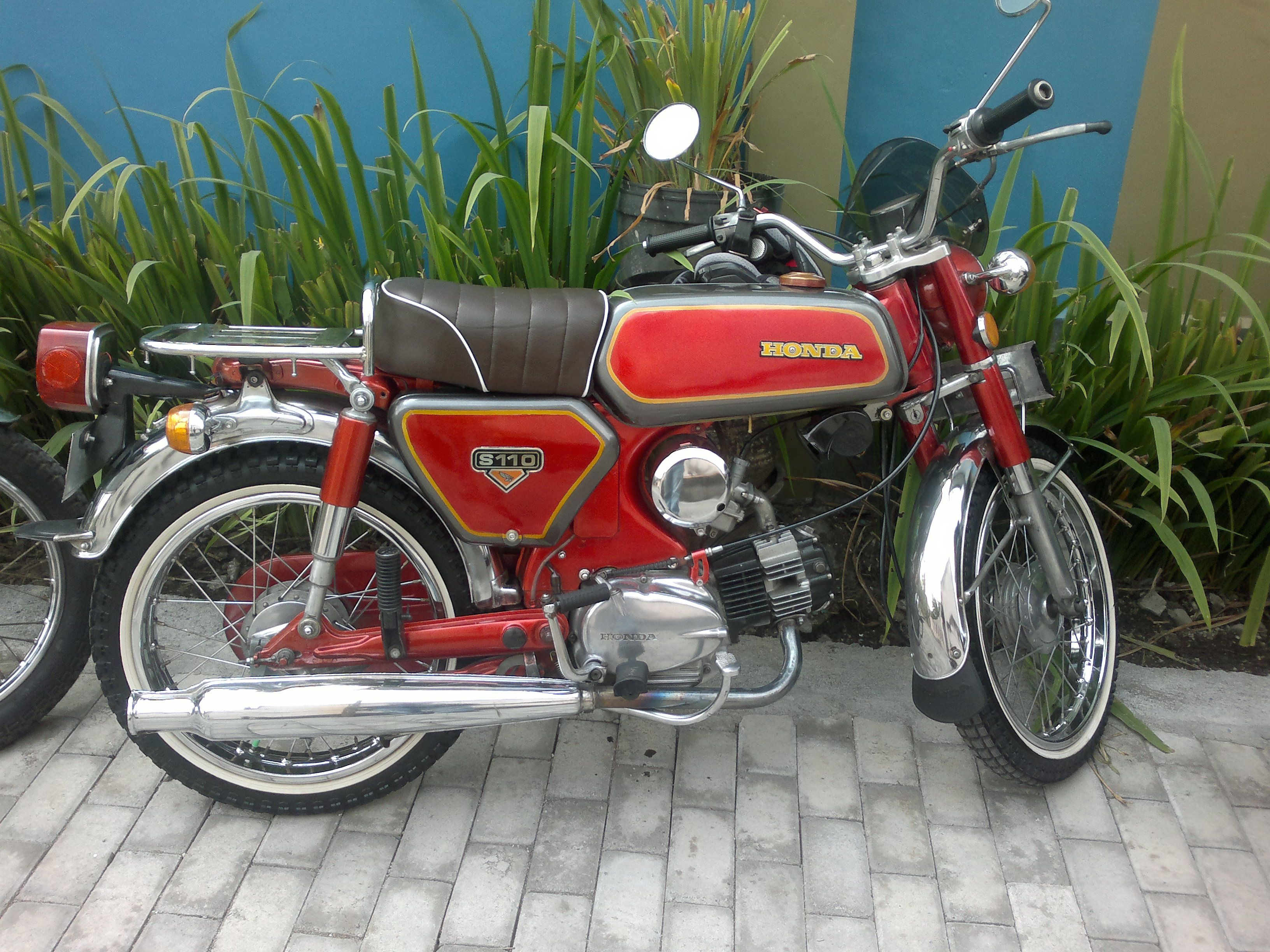 Pin by Conan on Honda Benly S 110 Honda motorcycles