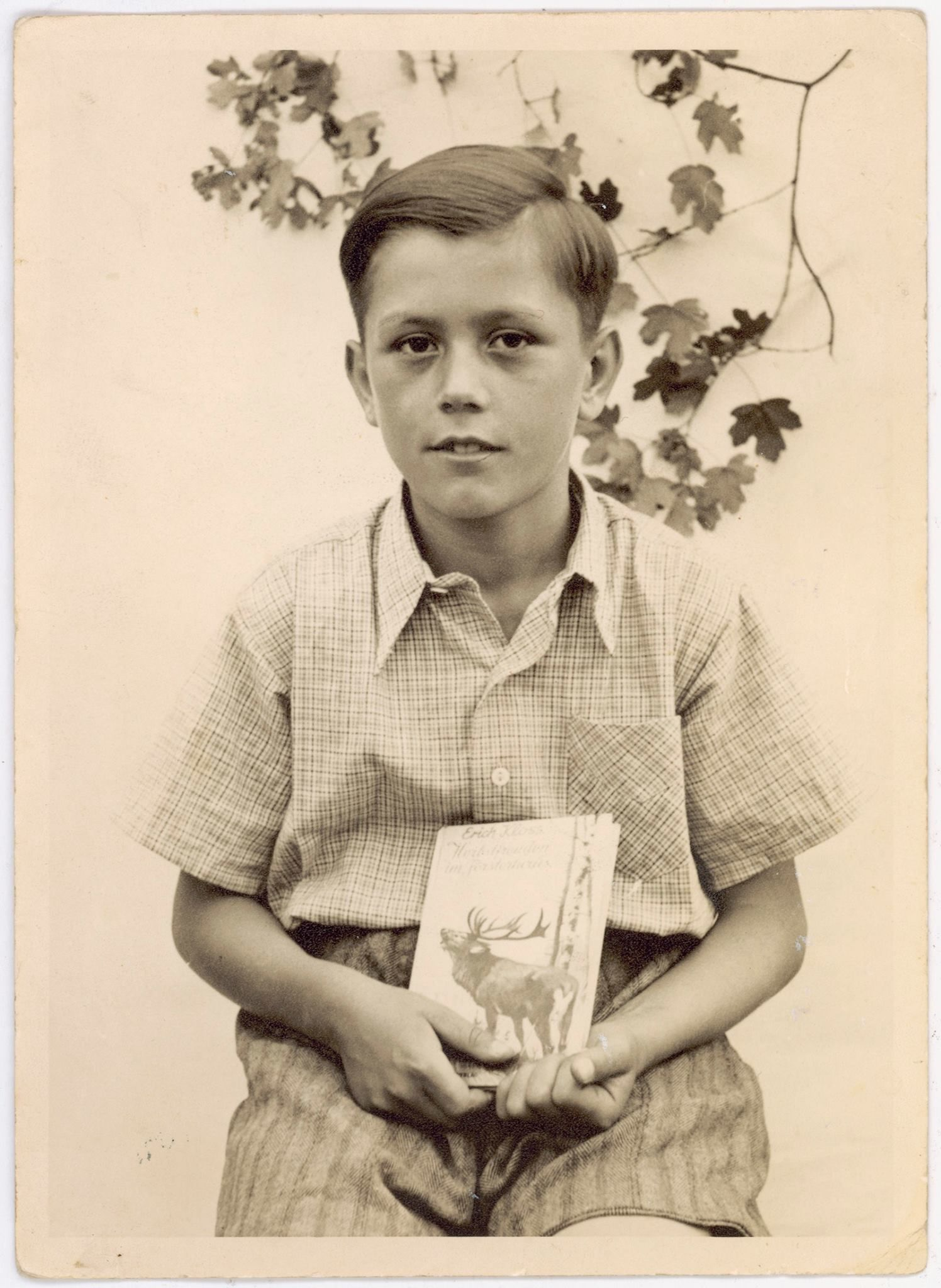 Dieter F. Uchtdorf as a child | Biography Collection: Prophets and ...