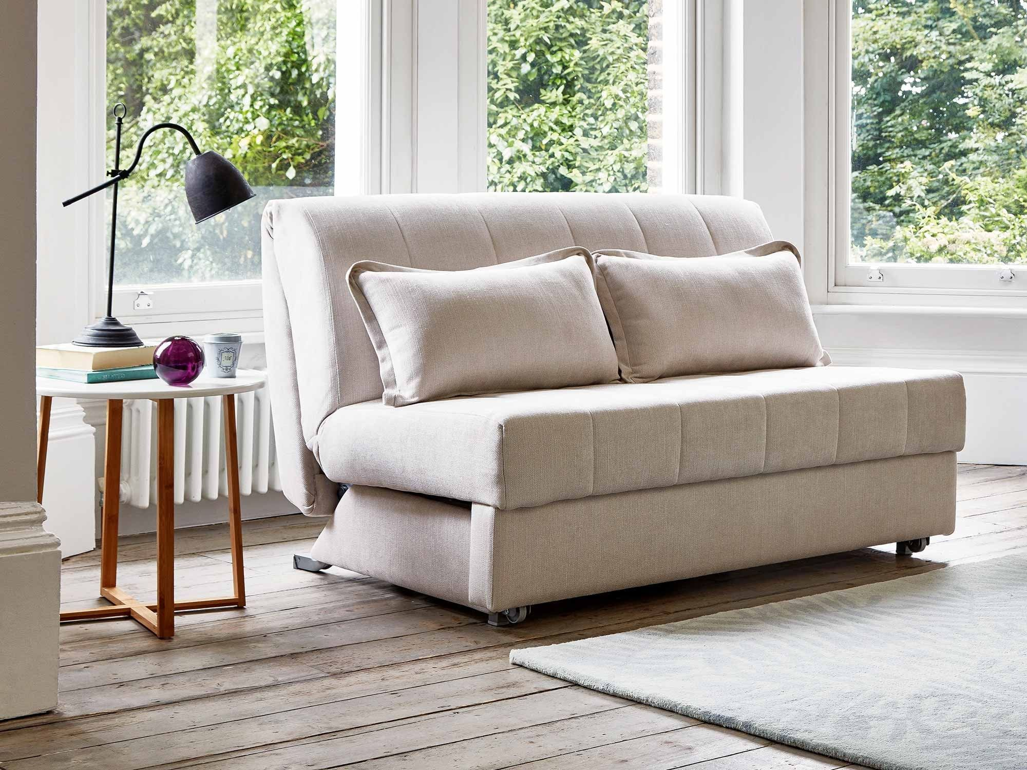 Willow And Hall 3 Seater Sofa Bed