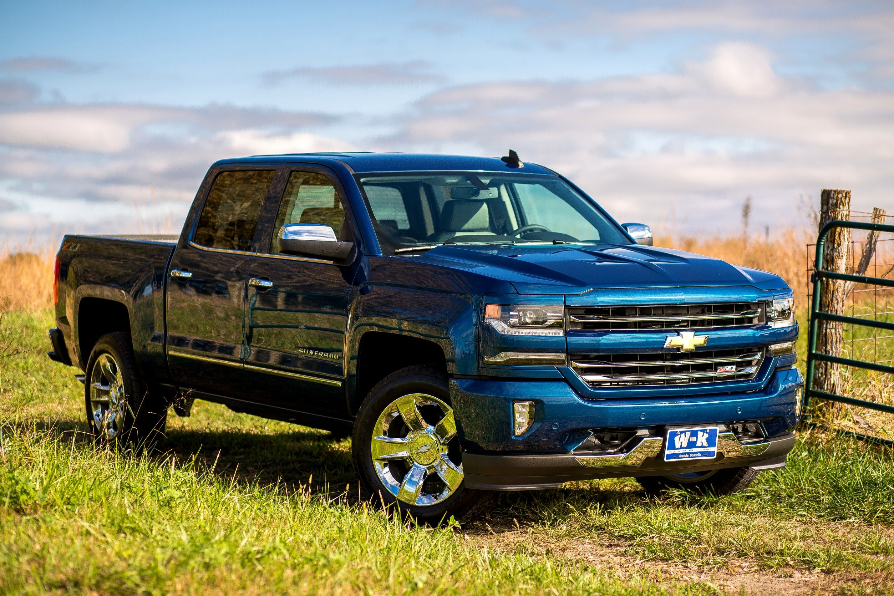 2018 Chevrolet Silverado Trucks Pinterest