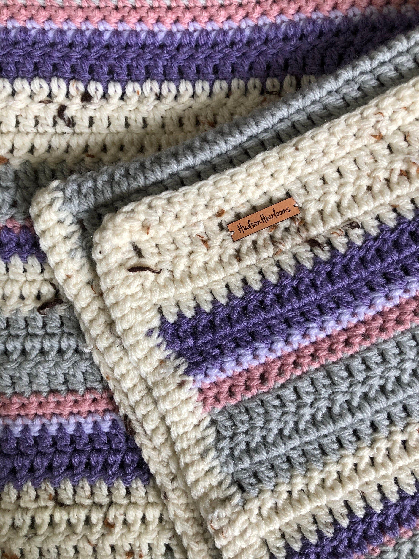 Mint Color Lap Blanket Baby Gift Nursery Decor Baby Blanket Crochet Blanket Baby Shower Ready to Ship Chunky Blanket