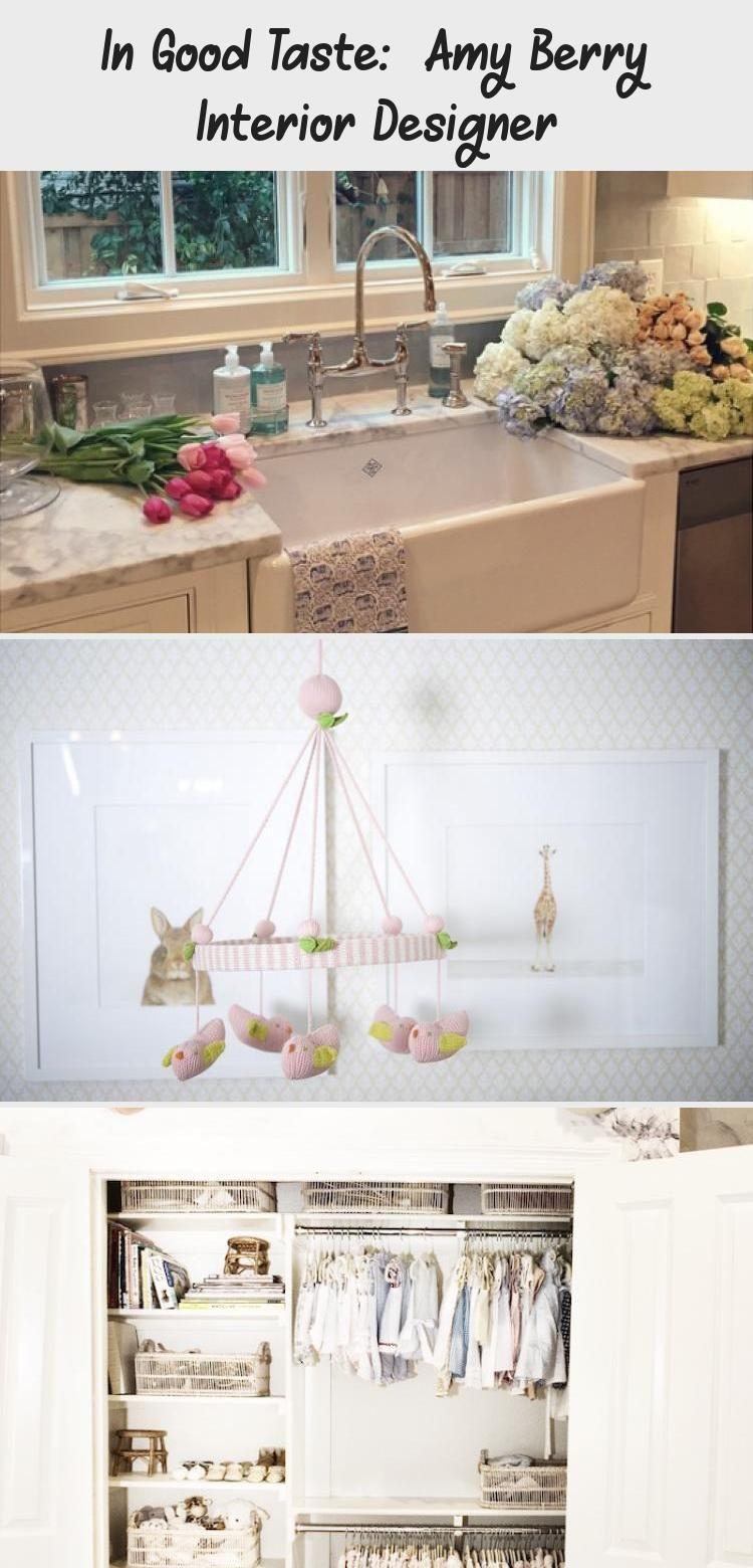 In Good Taste Amy Berry Interior Designer Design Chic Design