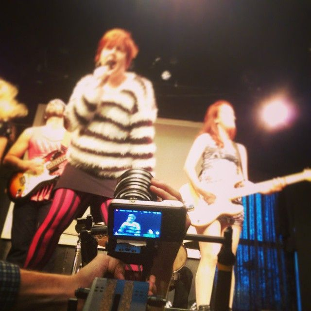 Band on Stage. Ep 1