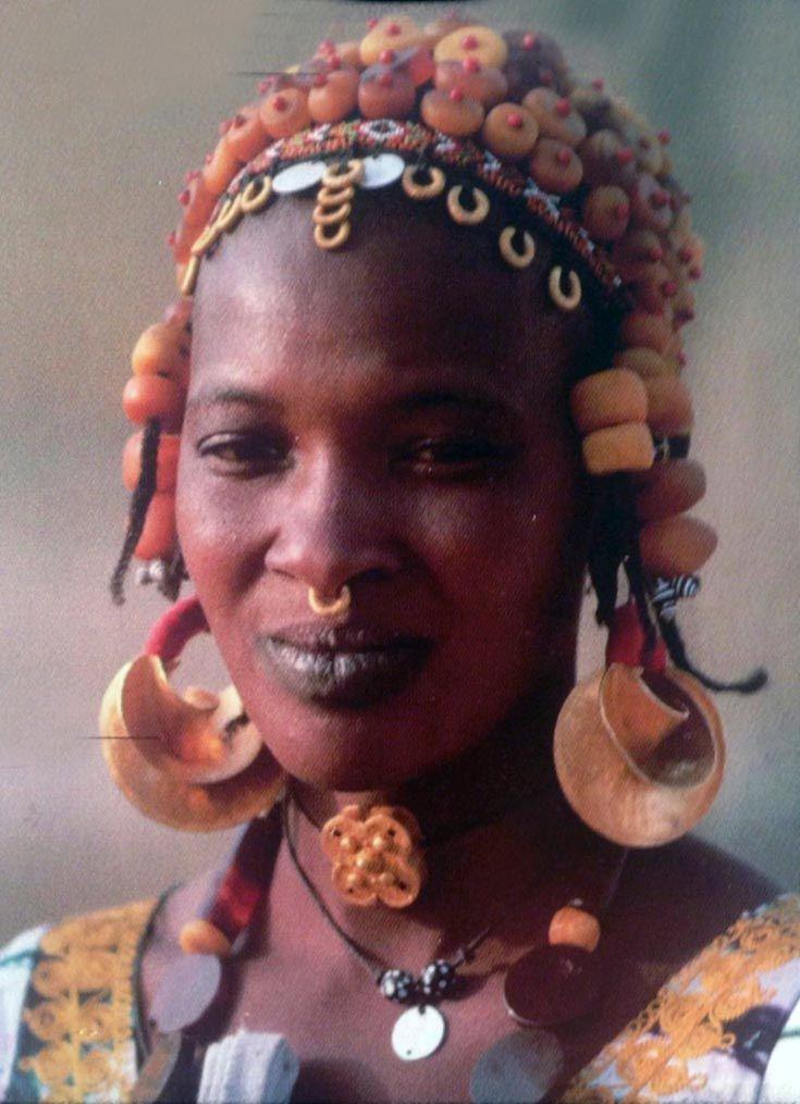 Fulani Woman In Mali Braid Inspiration Africa African Beauty