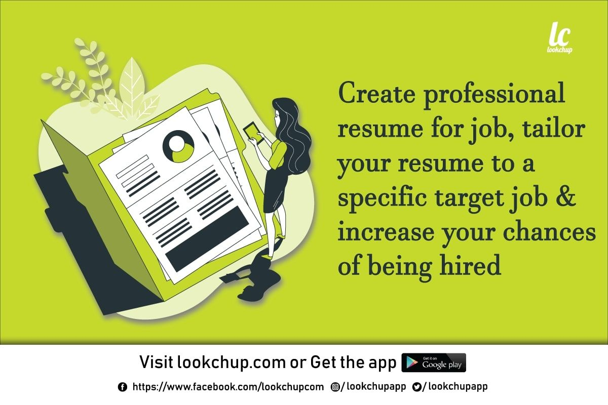 Create An Account Or Log In Resume, Professional resume