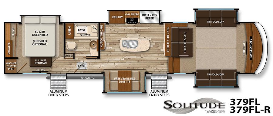 Pin On Tiny House #rv #with #front #living #room