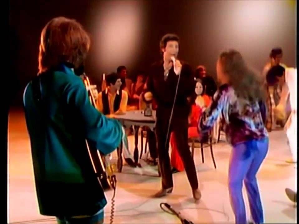 Tom Jones  Janis Joplin - Raise Your Hand 1969 Hdhq -1976