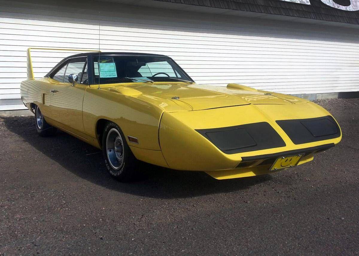1970 Plymouth Superbird Coupe | GTX / Roadrunner / Satellite ...