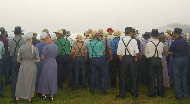 Prophetic Word I Saw Amish Barns Overflowing With A Harvest Of