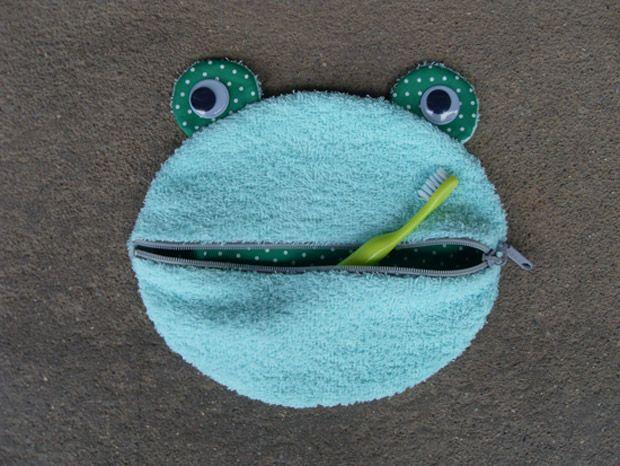 Der Frosch: Ein kultivierter Begleiter auf jeder Reise // HIMBEER ...