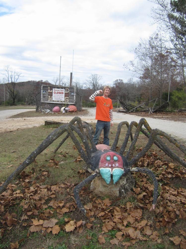 """Dinosaur Park Arkansas : dinosaur, arkansas, Dinosaur, World,, Earlier, Known, Agar's, Farwell's, Park"""",, Tourist, Attraction, Beaver,…, Park,, Dinosaur,, Theme"""