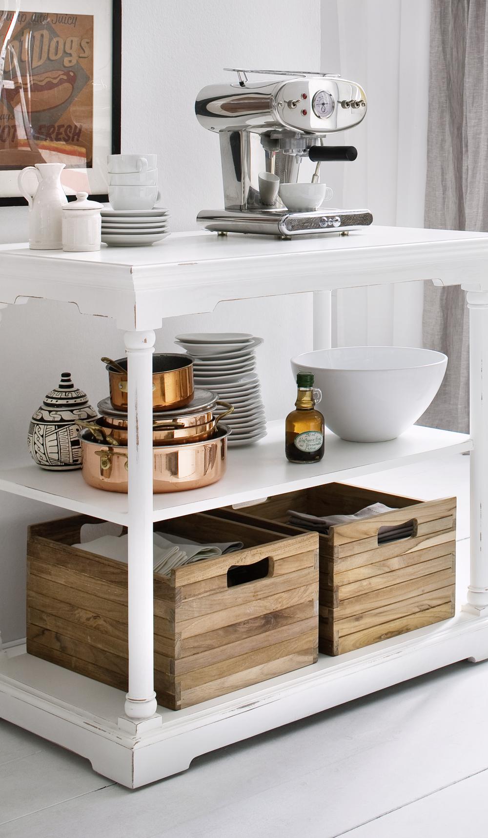 Küchenwagen Velma | Zuhause: Küche | Pinterest | Eleganter tisch ...