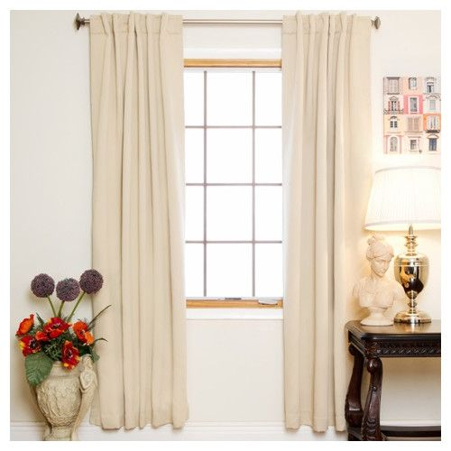 Lovely Blackout Curtain Rod