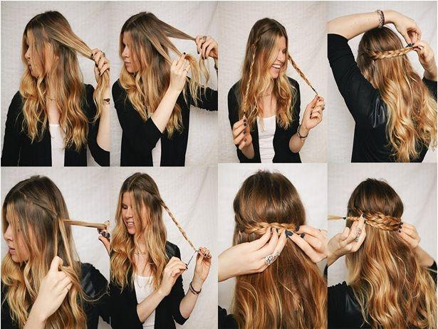 Peinados buscar con google peinadooos pinterest - Trenzas peinados faciles ...