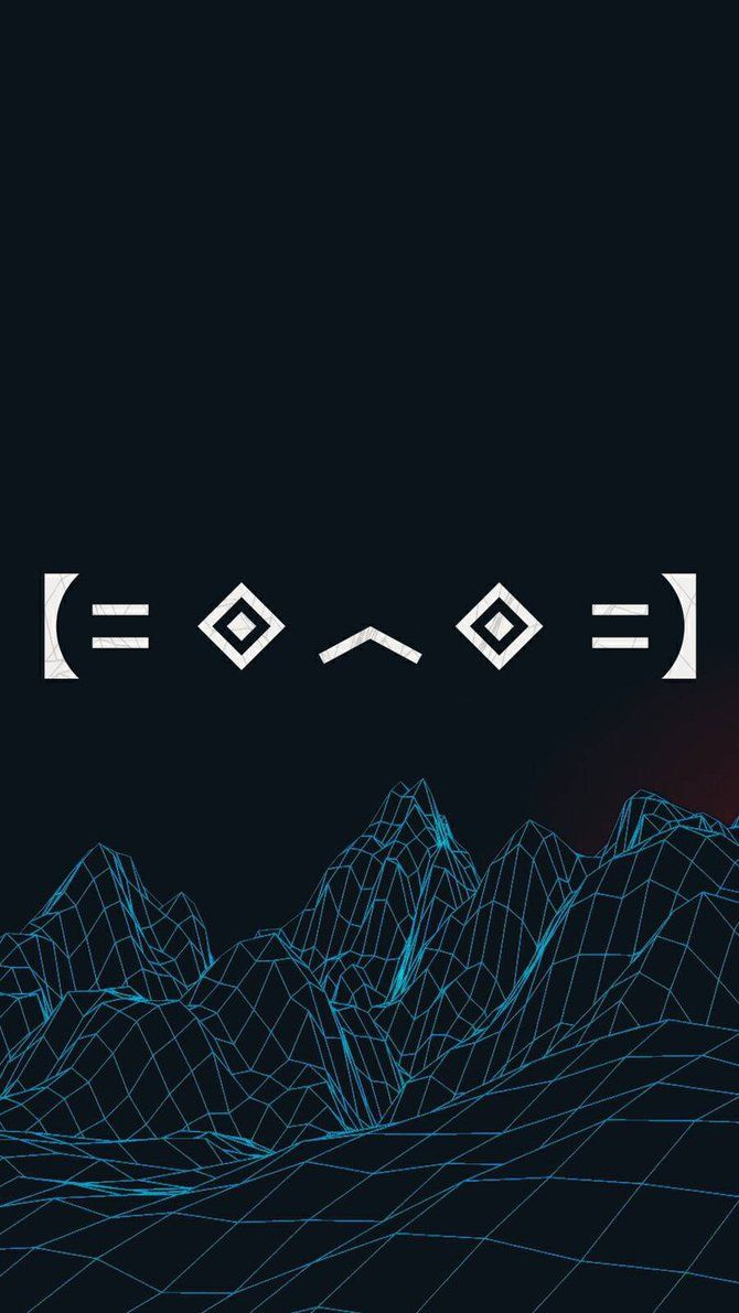 Porter Robinson Worlds Smartphone Wallpaper By Atlasdub Deviantart Com On Deviantart Porter Robinson Smartphone Wallpaper Album Cover Art