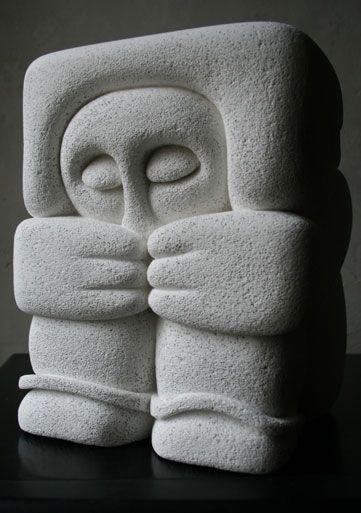 sculpture beton cellulaire recherche google creaciones pinterest beeldhouwen sculpturen. Black Bedroom Furniture Sets. Home Design Ideas