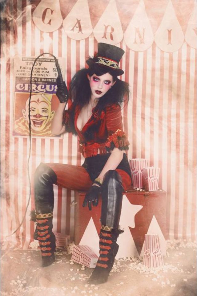 Pin by Susan on ♦️Tell Me a Story♦️ Dark circus