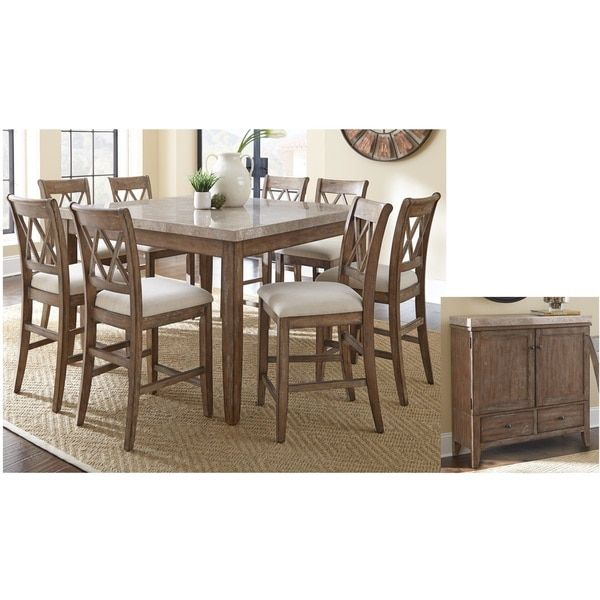 Greyson Living Fulham Counter Height Dining Set by Greyson Living