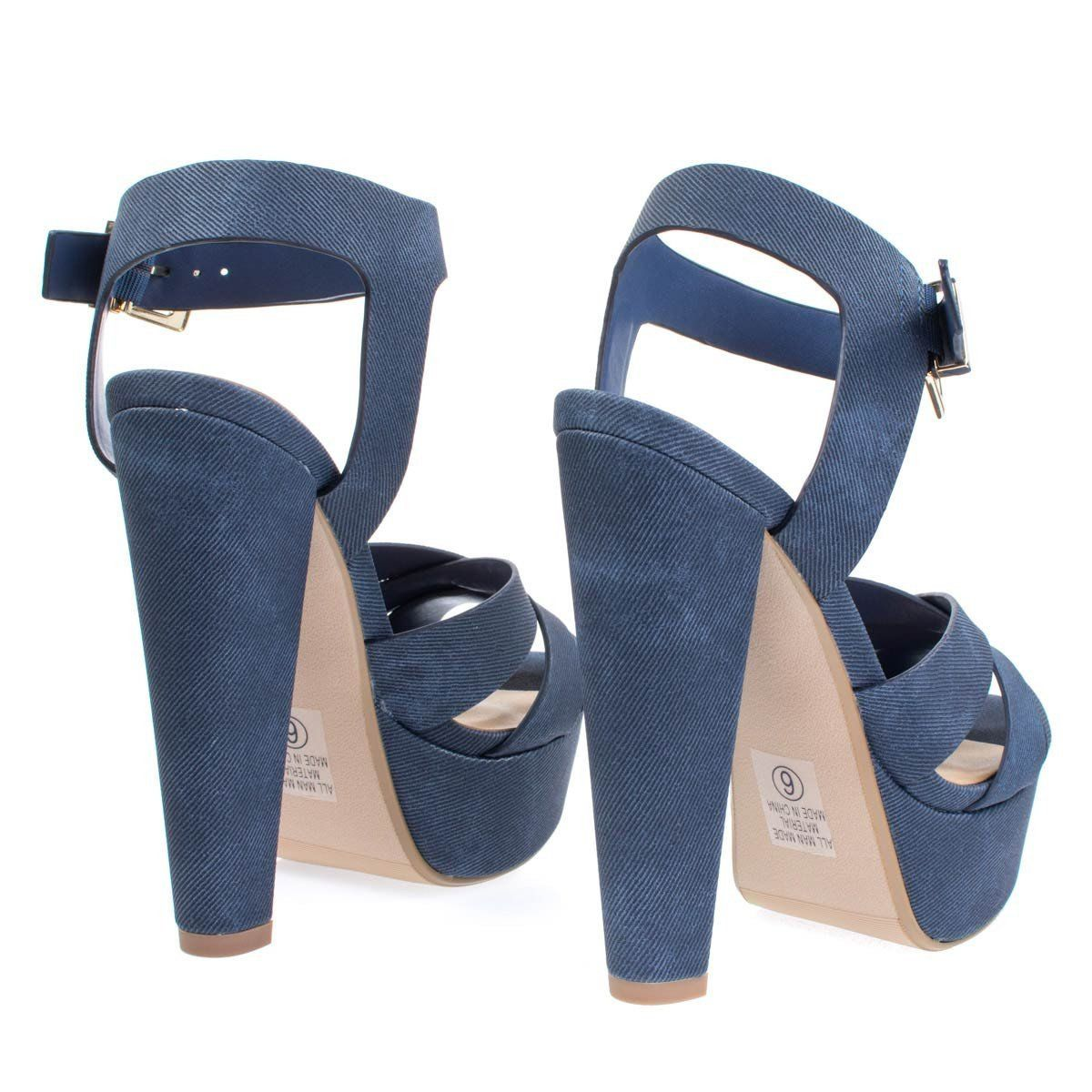 d4f48af724c8 About This Shoes  Stand tall and proud with these towering high platform  sandal featuring a