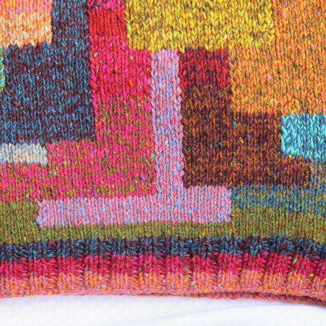 Katja pattern by Kaffe Fassett Kaffe Fasset/Brandon ...