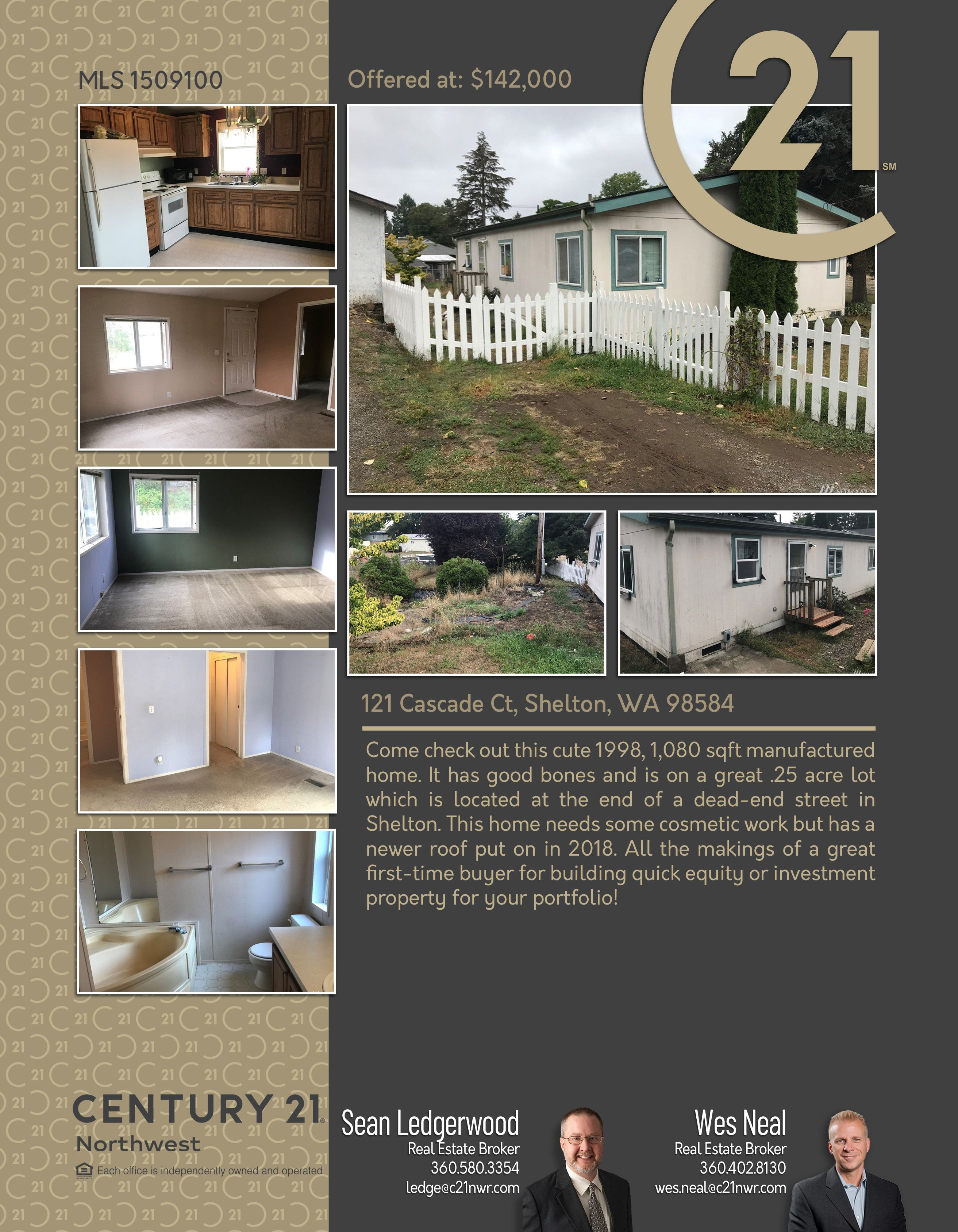 Newactive Come Check Out This Cute 1998 1 080 Sqft Manufactured