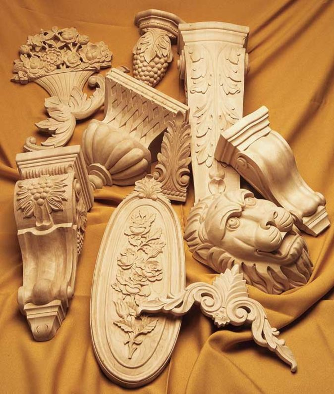 Decorative Trim Options for Old Houses   Old House Restoration ...