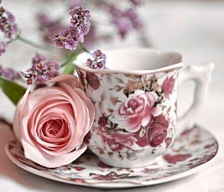 Imagem de vintage, flowers, and rose