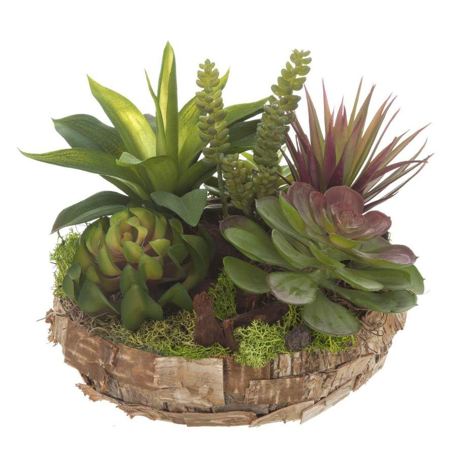 Arreglos florales artificiales online arreglo floral con for Plantas artificiales