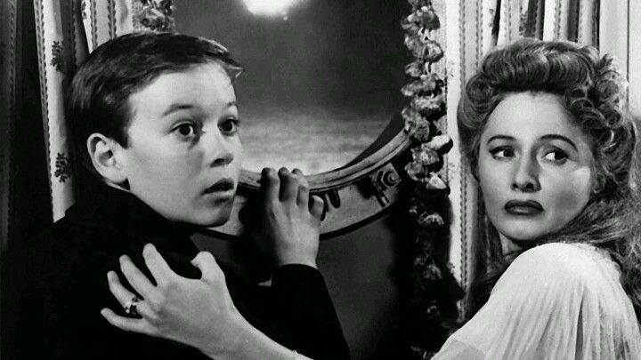 Titanic 1953 Barbara Stanwyk and Clifton Webb
