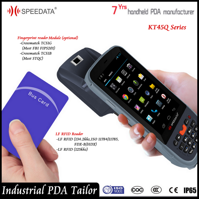 Cheap Price Android Mobile Smart RFID Reader Scanner PDA