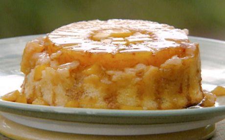 Pineapple upside-down cake   Recipe   Pineapple upside ...