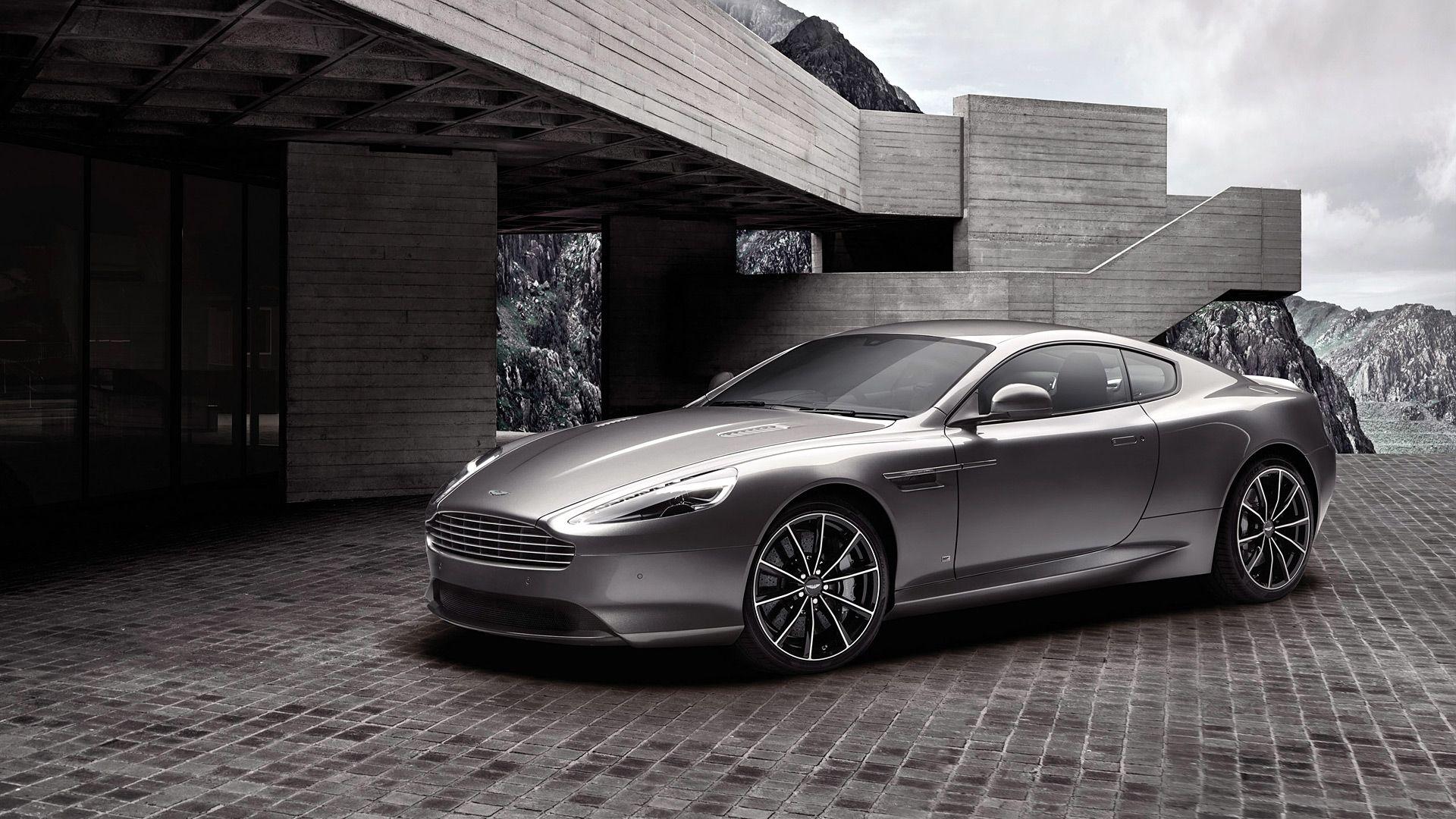 2015 Aston Martin DB9 GT Bond Edition  http://www.wsupercars.com/aston-martin-2015-db9-gt-bond-edition.php