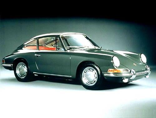 Marca de Autos - Porsche 911 creado en 1963