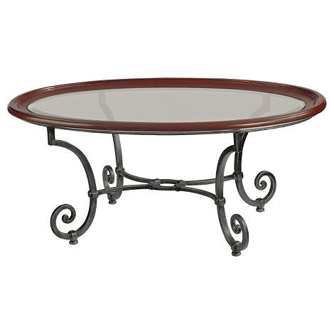 ethanallen.com - collectors classics oval coffee table | ethan allen | furniture | interior design 929