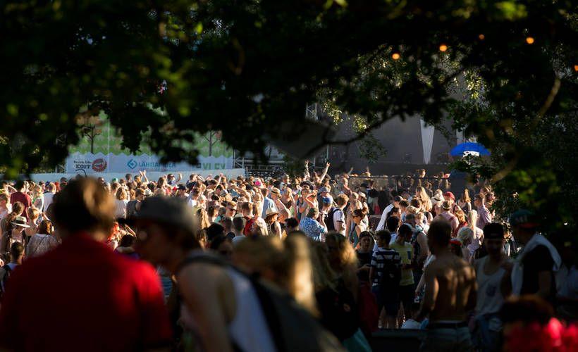 Festivaalilla juhli viikonlopun aikana yhteensä 100000 kävijää MUUSIKKOJA mm. Anna ABREY, SANNI, Antti TUISKU, JVG....
