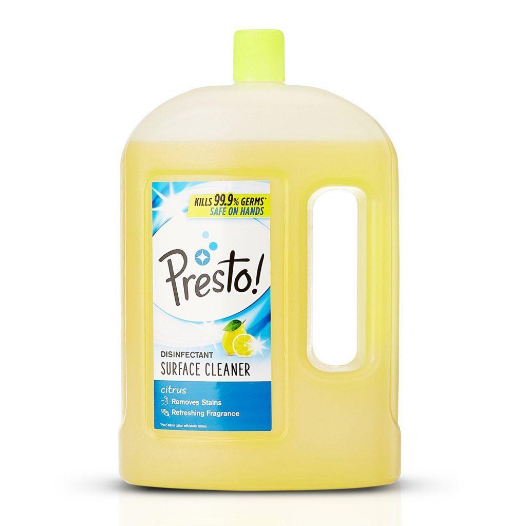 Buy Amazon Brand Presto! Disinfectant Floor Cleaner