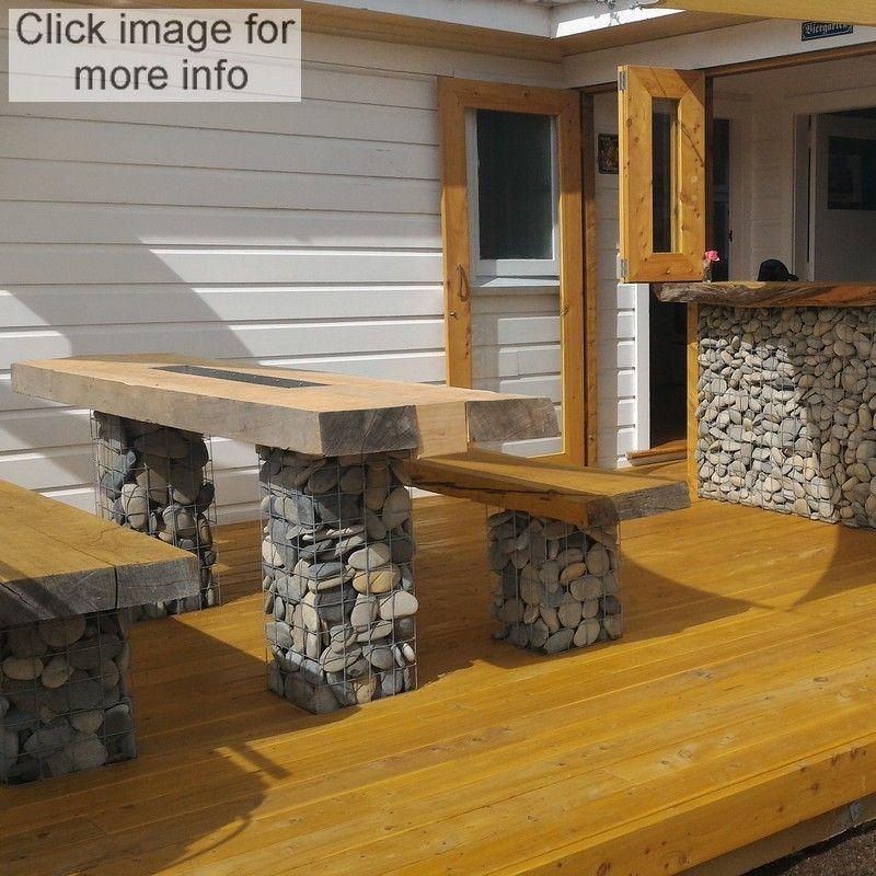 Landscaping Ideas Image By Amy Schoen Gabion Wall Balcony