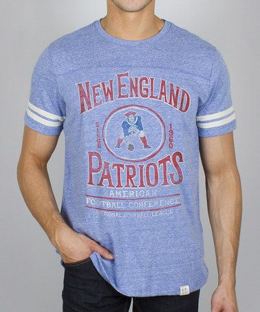 Love this New England Patriots Tailgate Tee - Men by Junk Food on  zulily!   zulilyfinds aafe8e549