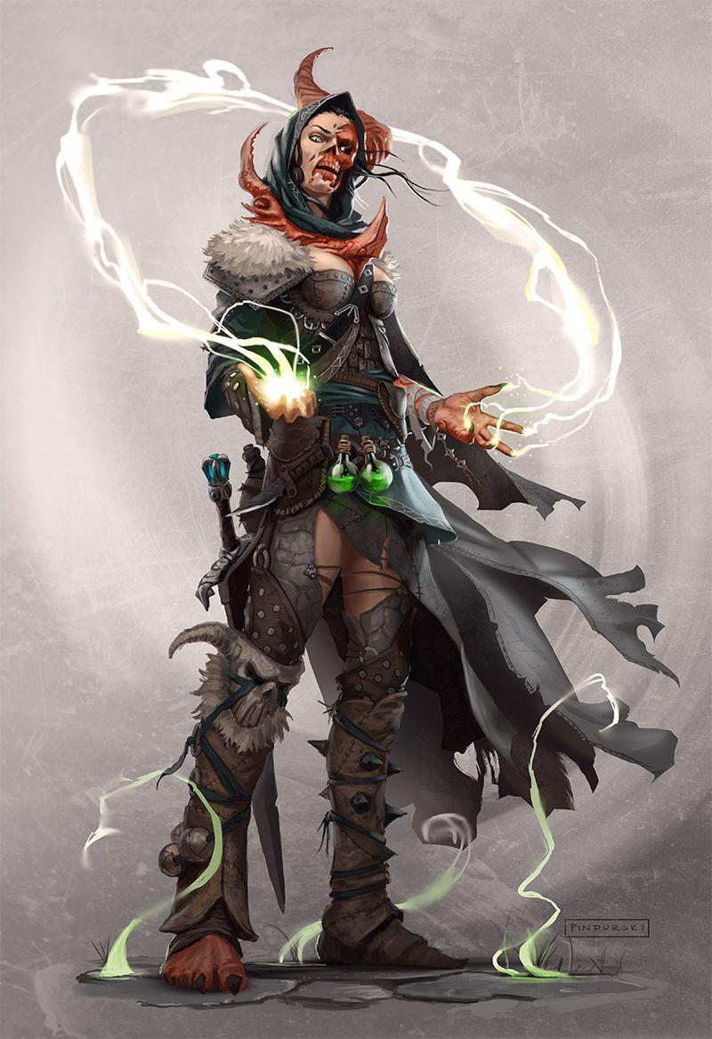 42+ Mage warrior info